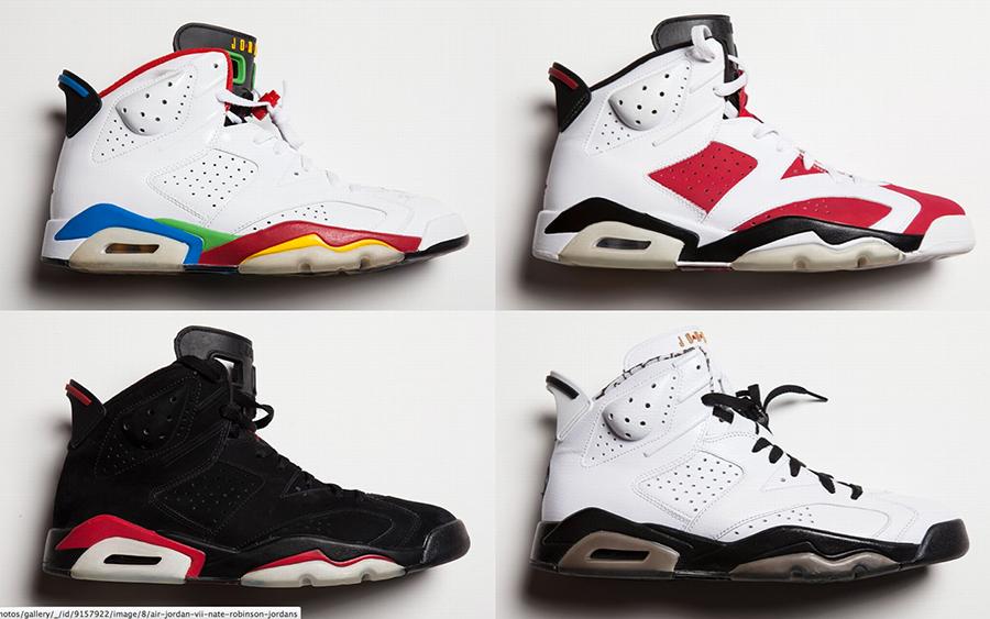 Nate Robinson's Air Jordan Collection - SneakerNews.com