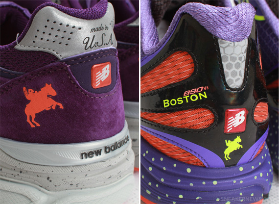 new balance boston marathon