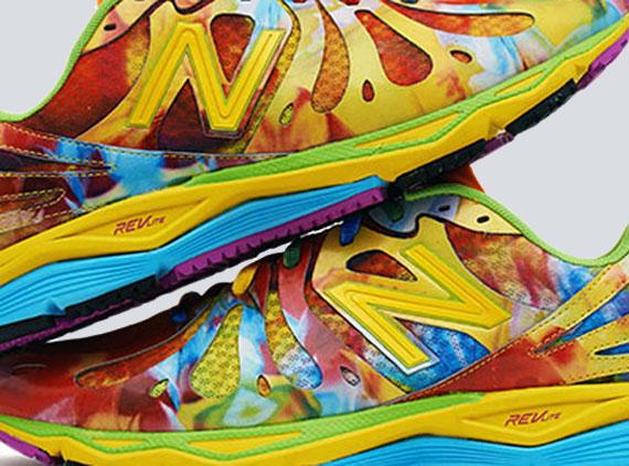 Tie Dye Running Shoes