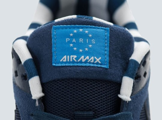 "Nike Air BW Gen II Quickstrike ""HomeTurf"" – Paris"