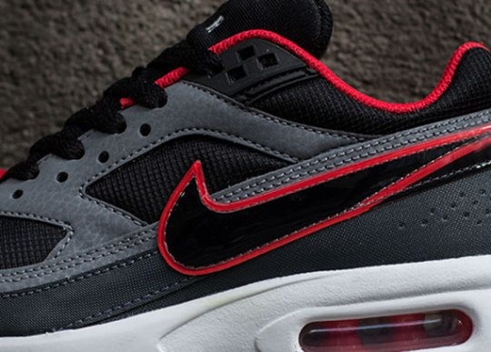 Nike Air Classic BW GS – Black – Anthracite – Cool Grey