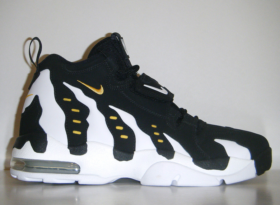 Nike Air DT Max  96 - Black - Varsity Maize - White  d07cbc05f