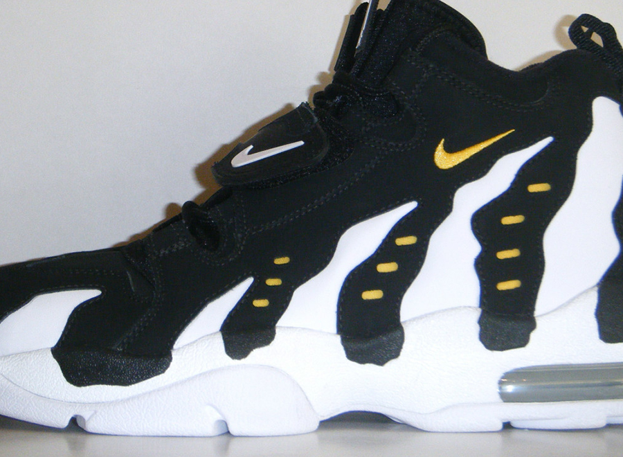 teoría presidente antiguo  Nike Air DT Max '96 - Black - Varsity Maize - White | Holiday 2013 -  SneakerNews.com