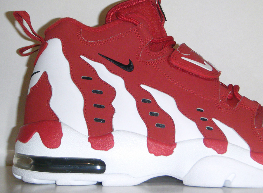 reputable site 34f3a 8d01b Nike Air DT Max  96 – Varsity Red – White   Holiday 2013