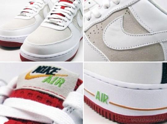 """Nike Air Force 1 Bespoke """"Hare"""""""