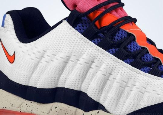 "Nike Air Max 95 EM ""Beaches of Rio"" – Release Date"