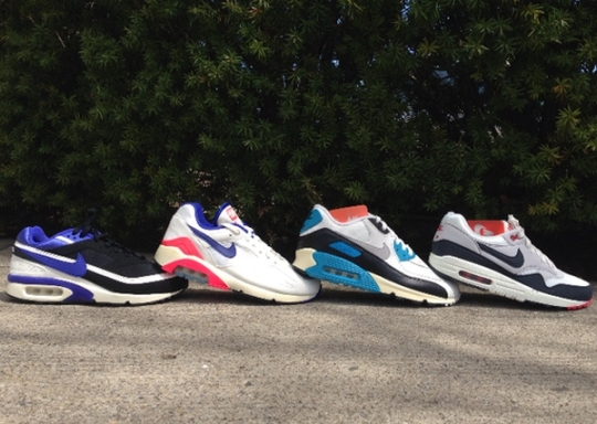 "Nike Air Max ""OG Pack"" – Available"