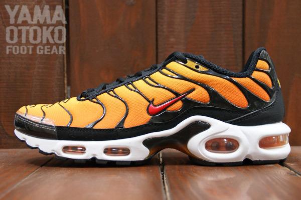 check out 71c3e 7088b Nike Air Max Plus - Tour Yellow - Team Orange - Black ...