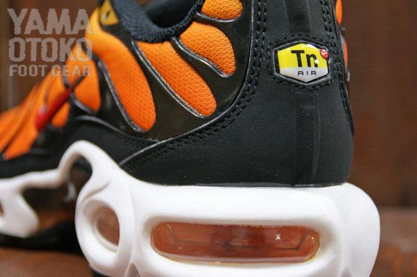 Nike Air Max Plus - Tour Yellow - Team Orange - Black - SneakerNews.com