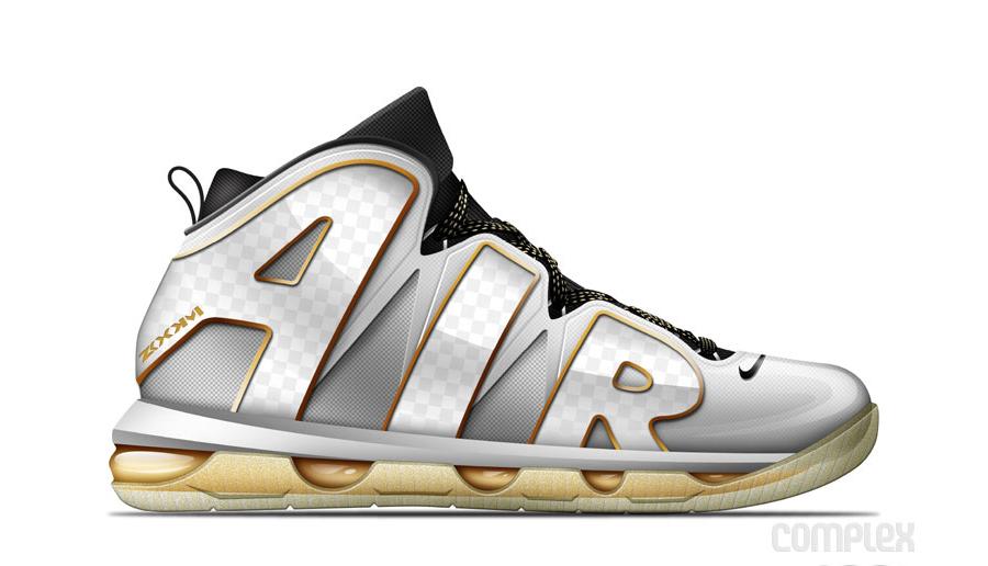 3f64caf01d5 Classic Nike Basketball