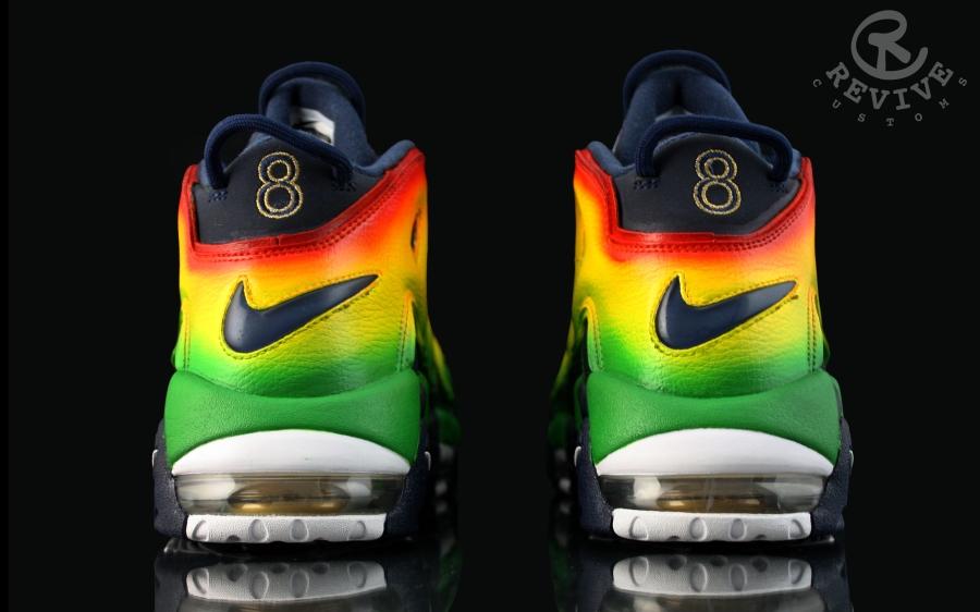 various colors b2d05 16d50 Nike Air More Uptempo