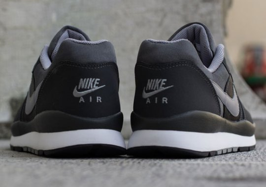 new photos 2dab5 6b35e Nike Air Windrunner TR 2 – Anthracite – Stealth