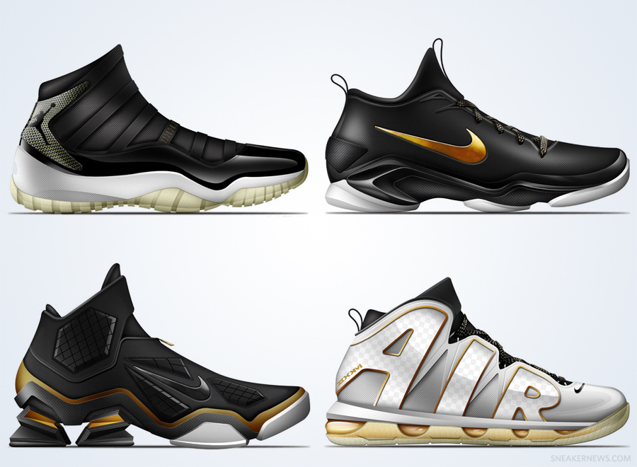 "Classic Nike Basketball ""Elite"" Renderings by Brett ..."