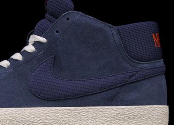"detailed look a03a6 f2831 Nike Blazer Mid LR ""Squadron Blue"""