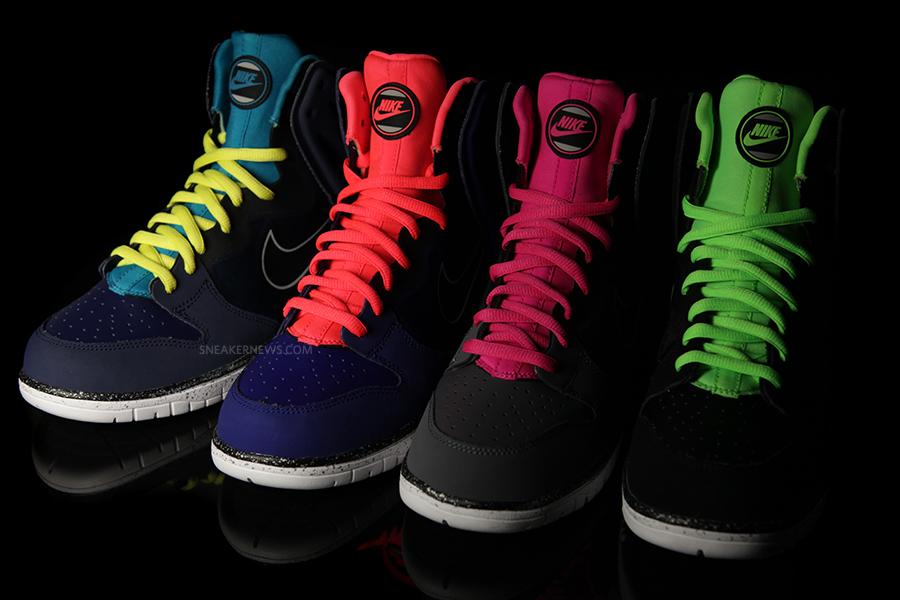 huge discount bac32 3c6d5 ... new zealand nike dunk high free june 2013 sneakernews 0cae4 f861e