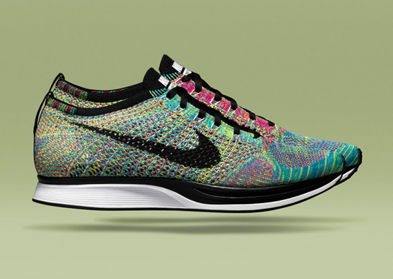 "outlet store 4926d ee678 Nike Flyknit Racer ""Multi-Color"""