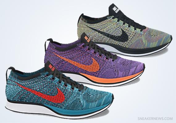 Flyknit Racer Nike