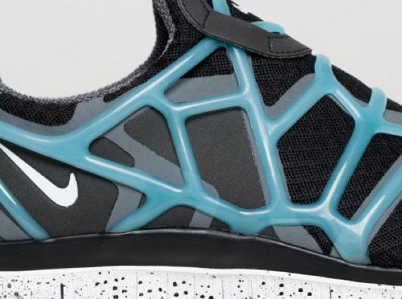 competitive price 796c4 f2a5b Nike Free Alt Closure Run – Black – Teal