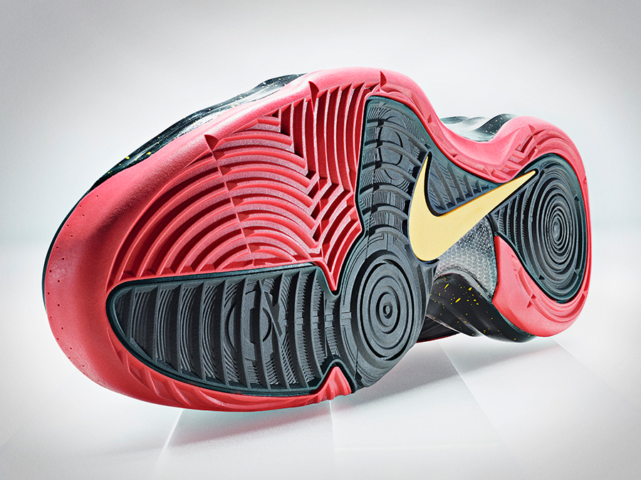 kyrie irving air mini flyer shoes