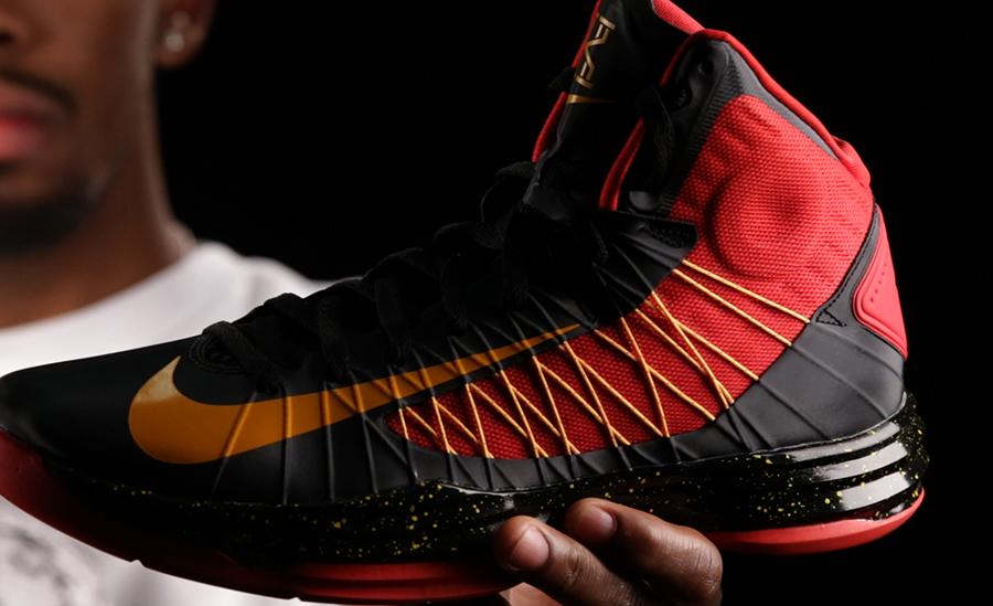 pretty nice a3f26 473f4 Nike Hyperdunk 2012 - Kyrie Irving PE - SneakerNews.com
