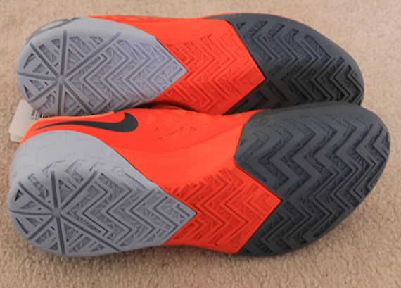 d9836ba68bf6 ... new zealand nike kd trey 5 team orange grey sneakernews e20a6 56e10