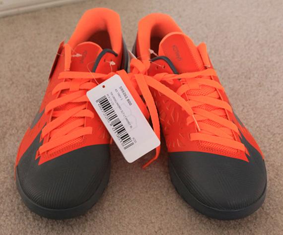 reputable site b4b83 1c7ae Nike KD Trey 5. Team Orange Armory Slate-Light Armory Blue 599261-800.  Advertisement