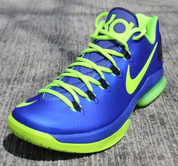 "Nike KD V Elite ""Superhero"" - Arriving at Retailers ..."