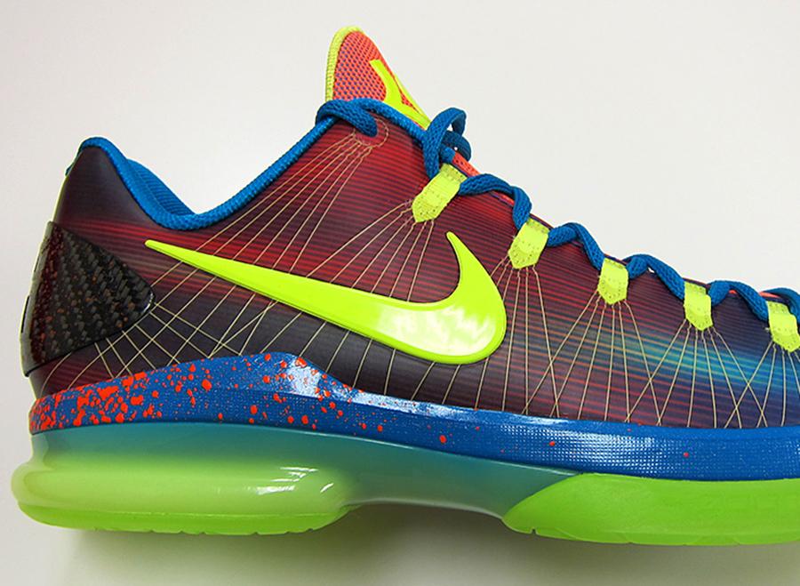 new product 87629 3e798 Nike KD V Elite