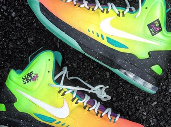 Nike KD V   Surf Style   Customs