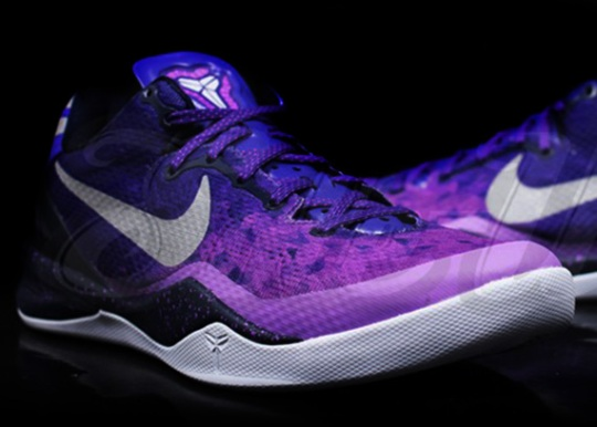 "Nike Kobe 8 Playoffs ""Court Purple"""