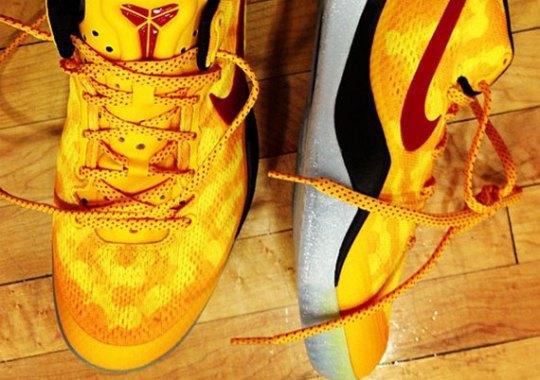 Nike Kobe 8 – Skylar Diggins PE