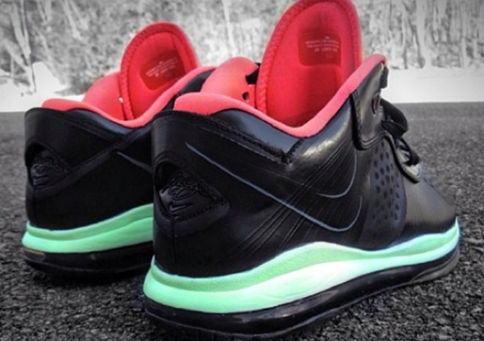 "Nike LeBron 8 Low ""LeBreezy"" Customs by Mache"