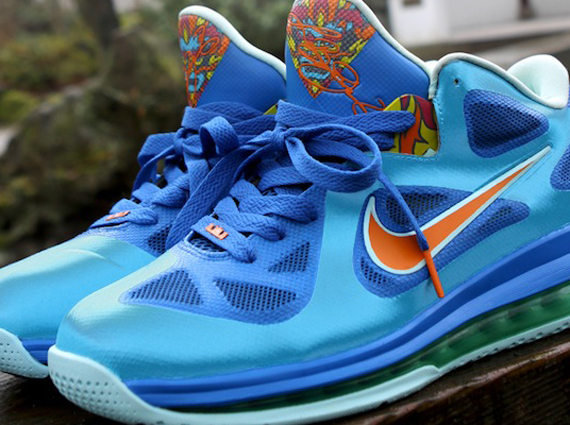 cheap for discount 1d820 56a29 Nike LeBron 9 Low