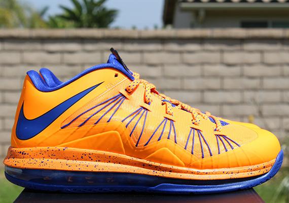 5d19c9310ec6 Nike LeBron X Low quotBright Citrusquot Release Reminder 70%OFF ...