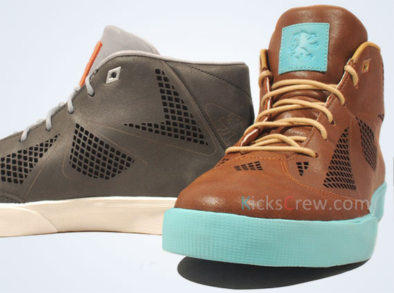 Nike LeBron X NSW Lifestyle - Release