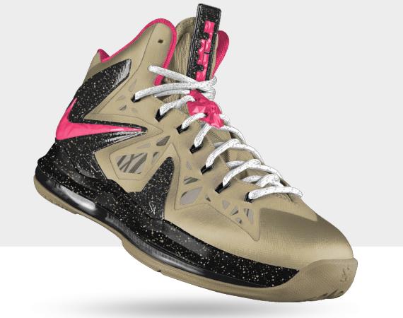 purchase cheap dfea7 804a6 Nike LeBron X P.S. Elite iD - SneakerNews.com