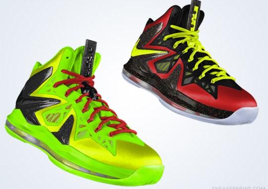 a2fc252fbd4 Nike LeBron X P.S. Elite - SneakerNews.com