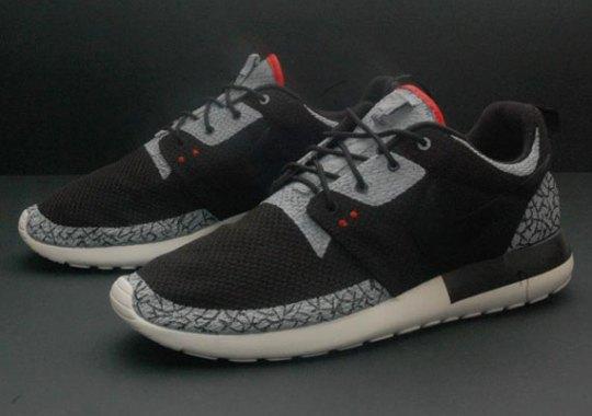 """Nike Roshe Run """"Air Jordan III"""" by JP Custom Kicks 2363544e28"""