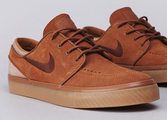 If you've been following the Nike Zoom Stefan Janoski for the past four  years or so, you know this boat-inspired signature skate shoe does (most  of) its ...