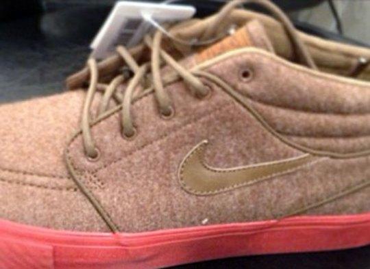 """Nike Stefan Janoski Mid """"Wool Fleece"""" Pack"""