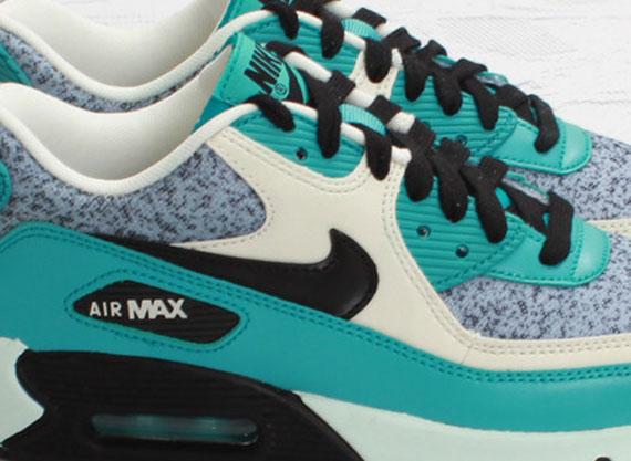 Nike WMNS Air Max 90 Sport Turquoise Sail Black