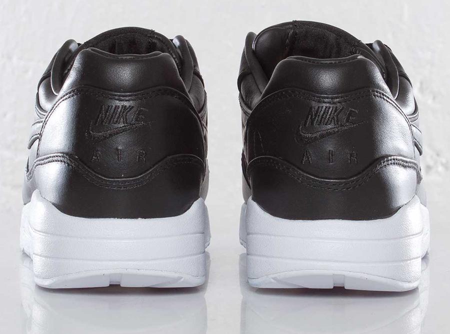 newest collection bd4d0 16072 Nike WMNS Air Maxim 1 SP - Black - SneakerNews.com