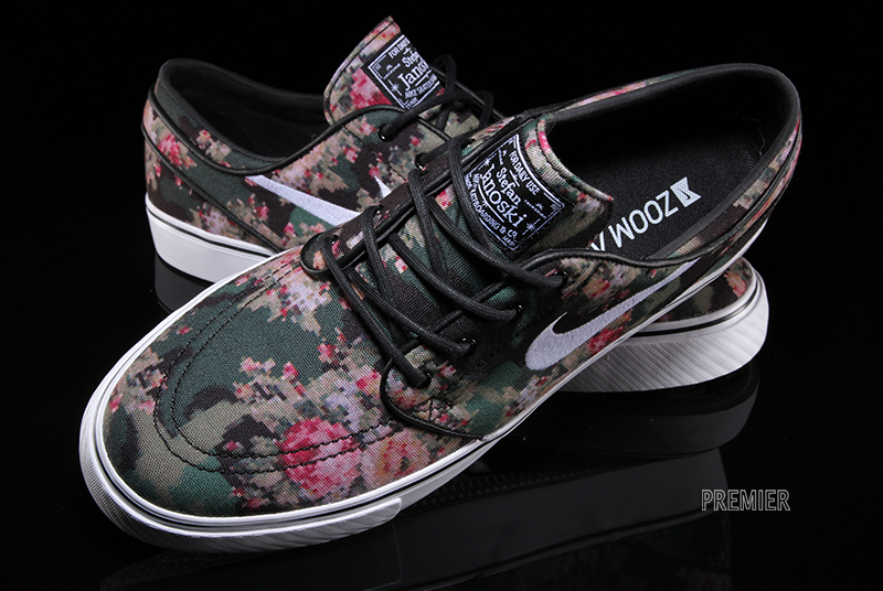 new styles cb0e0 070d7 The best (first) digifloral janoski