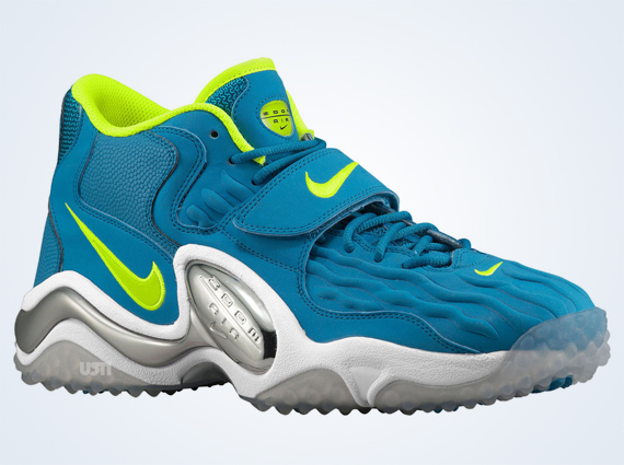 buy popular cd279 9d807 Nike Air Max 360 Diamond Griff Neo Turquoise Volt-White 580398-400 05 11 13