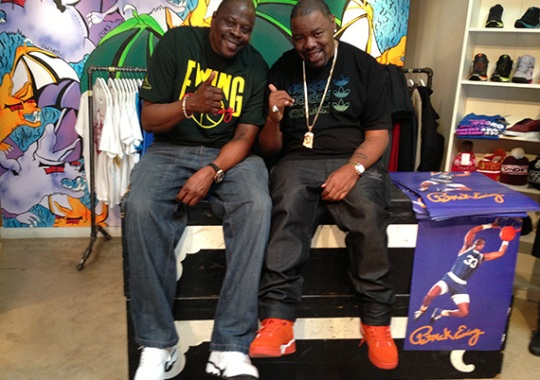 """Patrick Ewing """"Georgetown"""" In-Store Event @ Palace 5ive – Recap"""