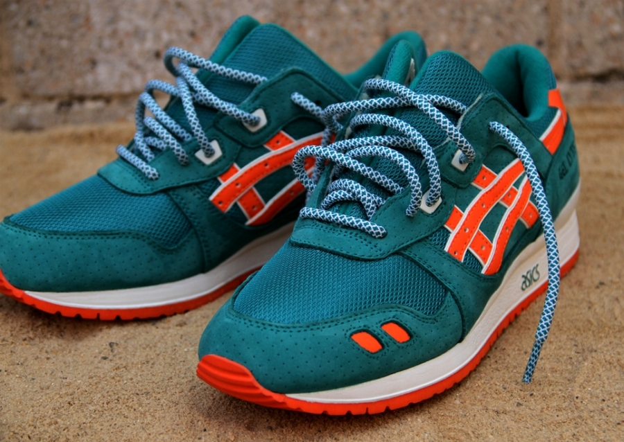 ronnie fieg ecp east coast project asics. Black Bedroom Furniture Sets. Home Design Ideas