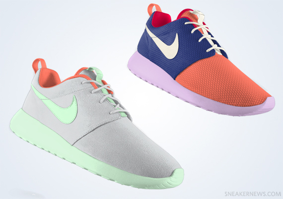 Roshe Run Nike Id