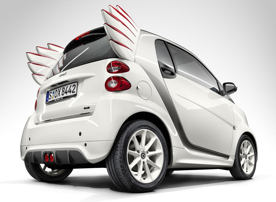 Jeremy Scott x Smart Car