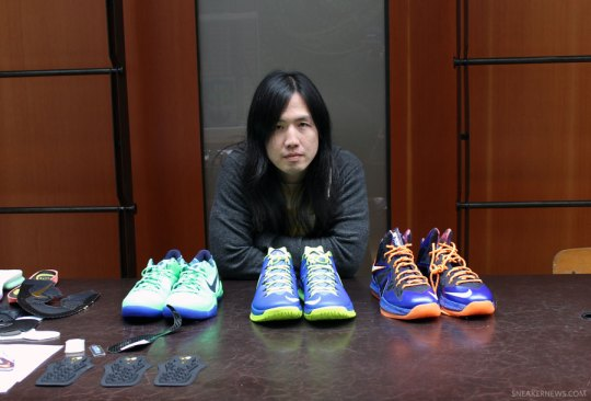 Sneaker News Talks Nike Basketball Elite Series 2.0 with Designer Leo Chang