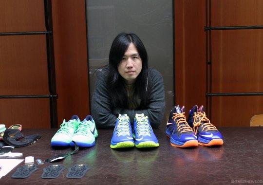 Sneaker News Talks Nike Basketball Elite Series 2.0 with Designer Leo Chang